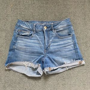 American Eagle SuperStretch Shorts